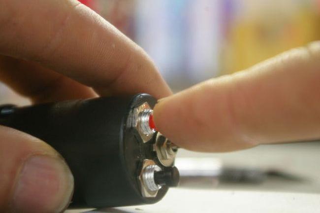 Тросик дистанционного управления фотокамерой
