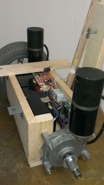Segway (гироскутер) своими руками