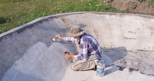 Функциональный пруд для дачи своими руками