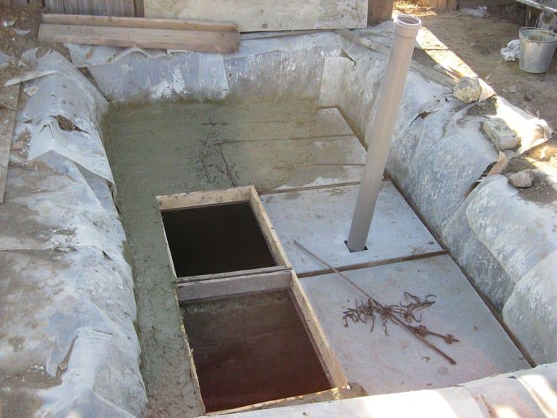 Крышку для канализации своими руками
