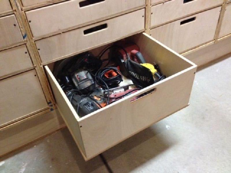 Как сделать удобный ящик для