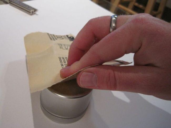 Магнитная панель для специй своими руками