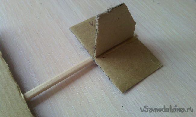 Как сделать модель самолета из картона фото 407