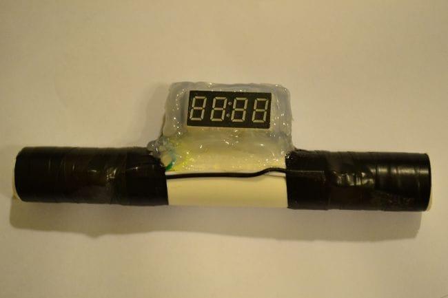 Недорогой хронограф для пневматической винтовки