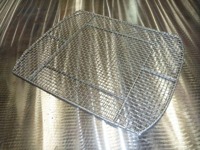 Мангал, сделанный из пивного бочонка
