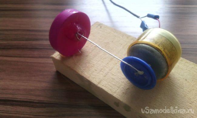 Как сделать самодельный мини компрессор своими руками!