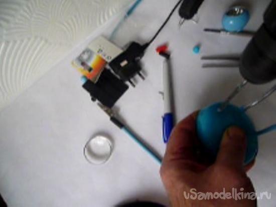 Как сделать быстро и недорого держатель «третья рука» для пайки электронных плат