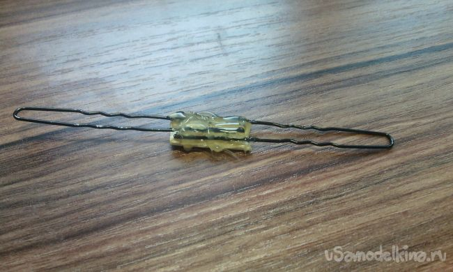 Как сделать мини арбалет из шпилек и палочек от мороженного своими руками!