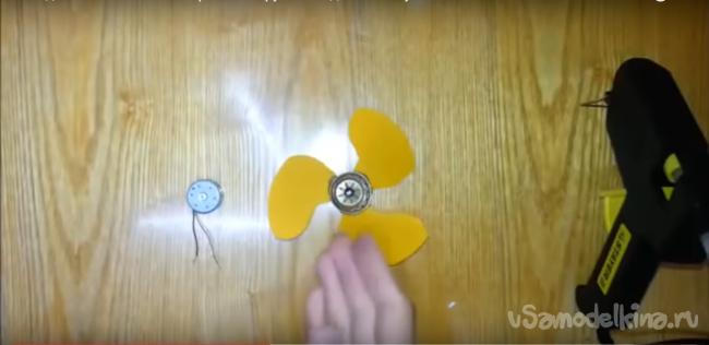 USB Вентилятор своими руками в домашних условиях!