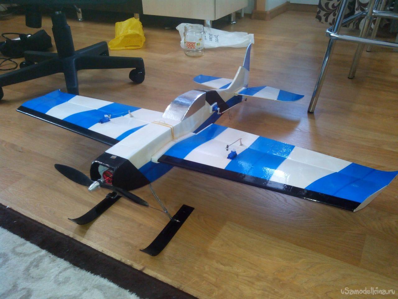 Радиоуправляемый самолет своими руками Самые нужные 12