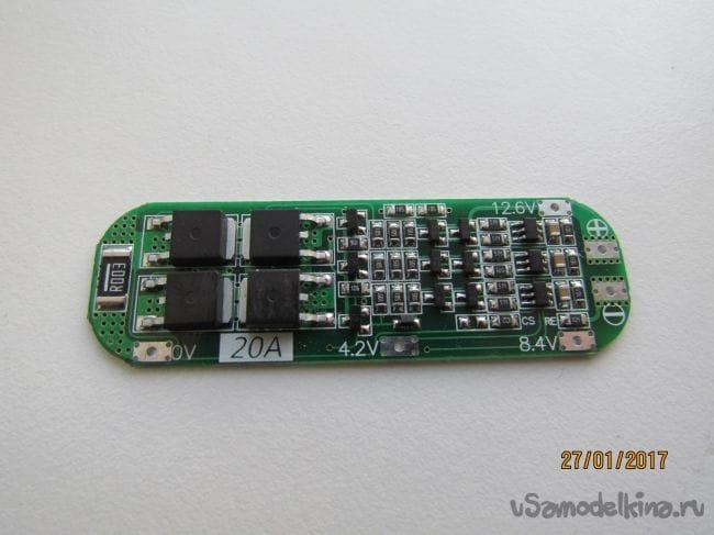 Перевод аккумуляторной дрели на li-ion аккумуляторы 18650