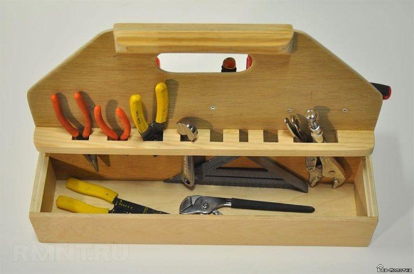 Своими руками коробочки для инструментов 72