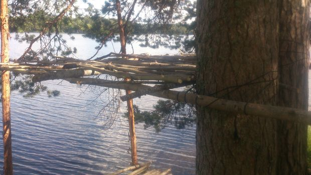 Укрытие для рыбалки