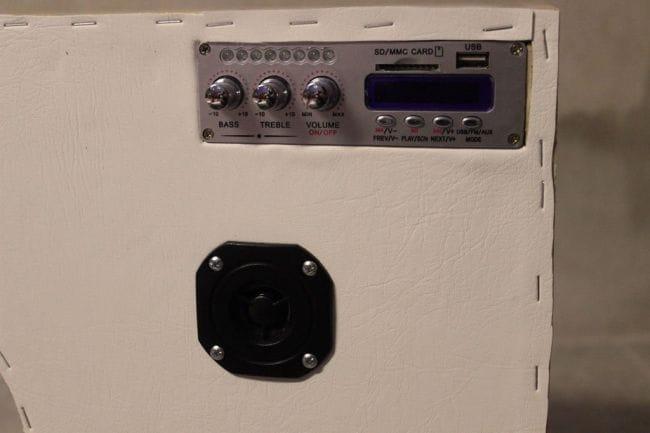 Портативная 3-полосная Hi-Fi колонка своими руками