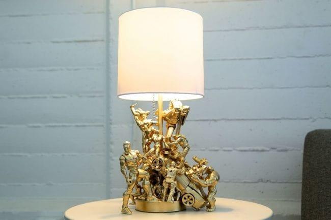 Эксклюзивный настольный светильник