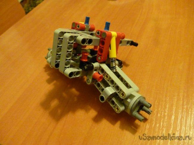Внедорожник из Lego Technic и Arduino