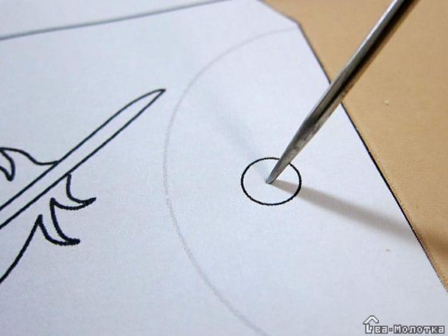 Футляр для очков или пенал для ручек своими руками