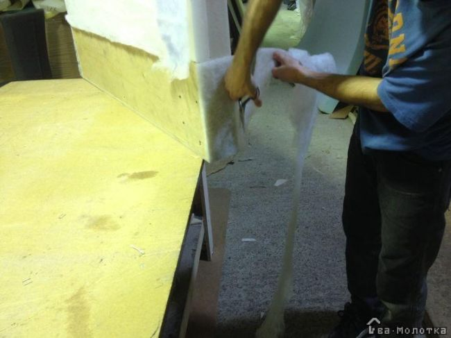 Изготовление и сборка кровати