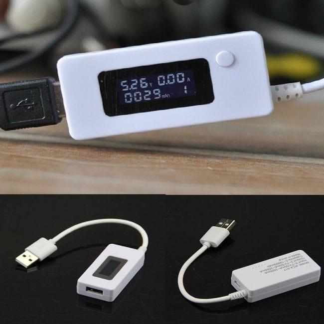 USB мультиметр