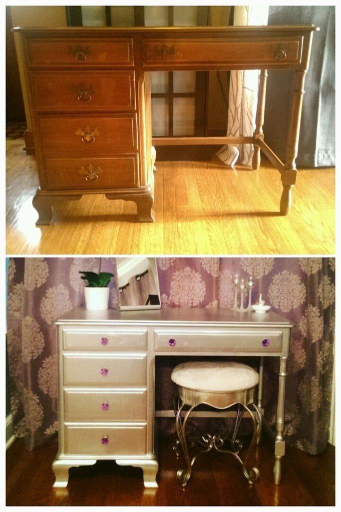 Отреставрировать полированную мебель своими руками