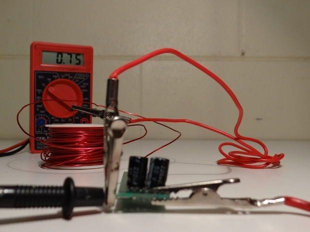 Один из лучших источников альтернативной энергии - электромагнитные волны