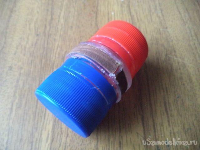 Самодельный многоразовый футляр для спичек
