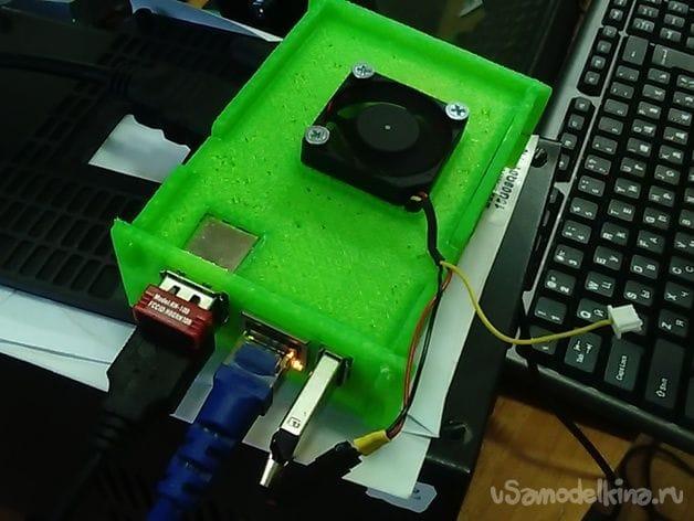 Корпуса для одноплатного микрокомпьютера Orange Pi PC