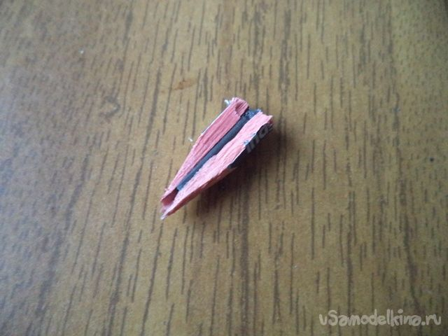 Мини USB паяльник из грифеля карандаша своими руками
