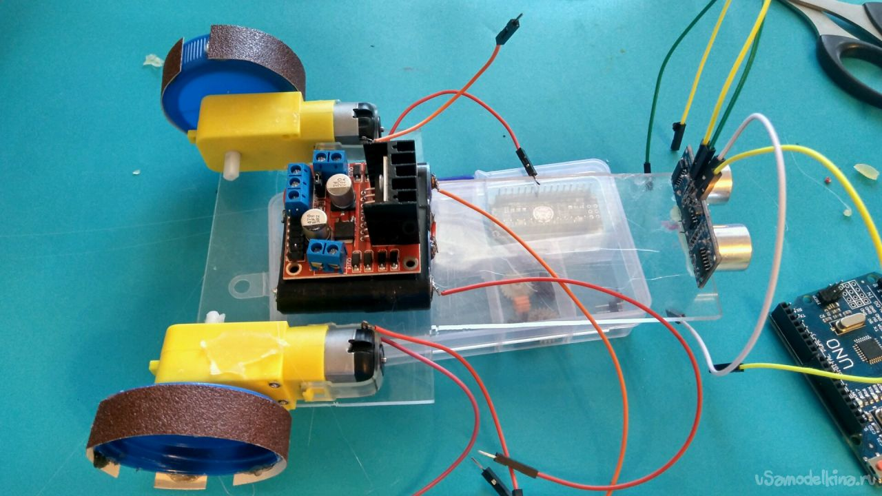 flowmeter using two ultrasonic with arduino - Stack Overflow