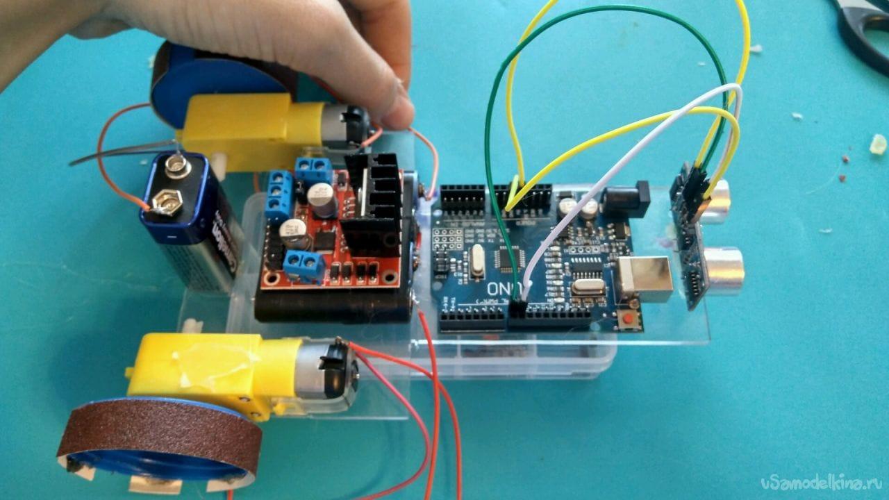 Что такое Arduino / Амперка