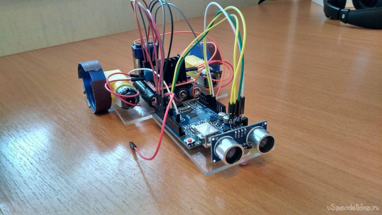 Наипростейший робот своими руками фото 167