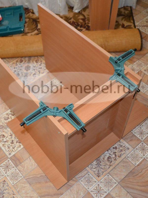 Письменный стол для двоих детей своими руками