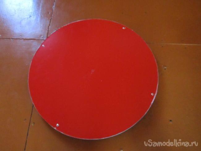 Светильник круг