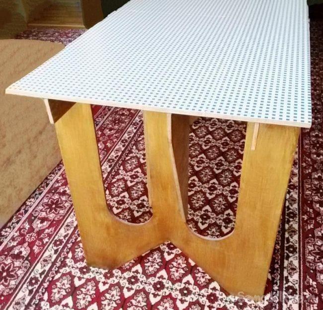 Стол складной для раскроя