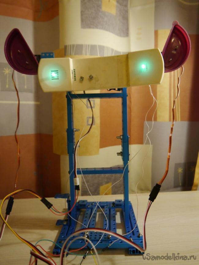 Робот на Ардуино!