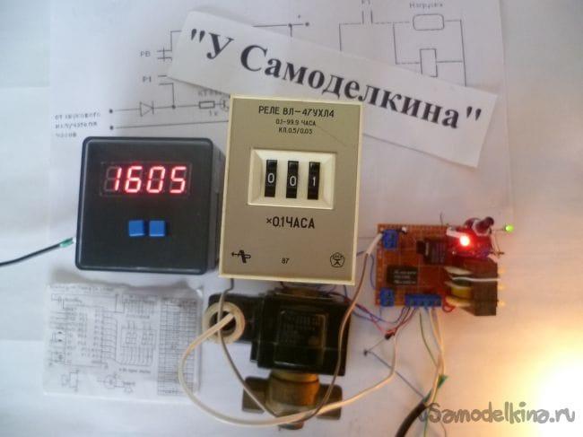 Как своими руками сделать электронные часы