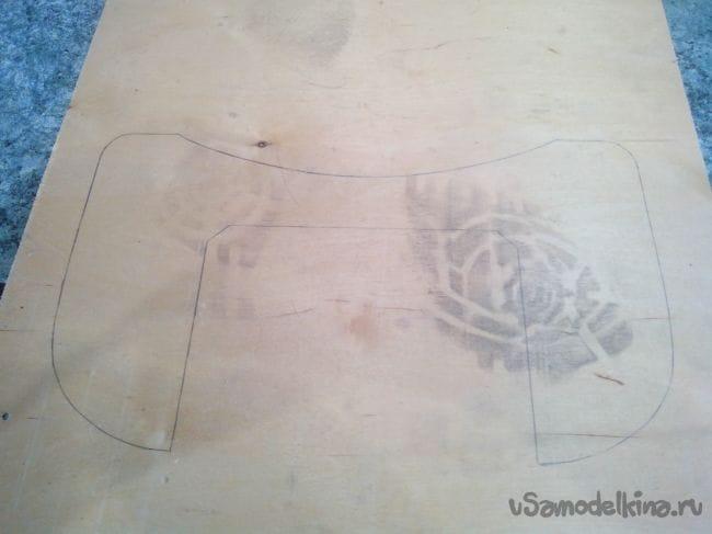 Столик для аппаратуры Turnigy TGY-i6
