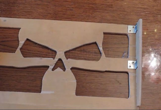 Самодельная охлаждающая подставка для ноутбука