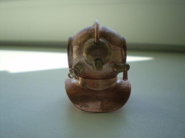Флешка своими руками «Водолазный шлем»