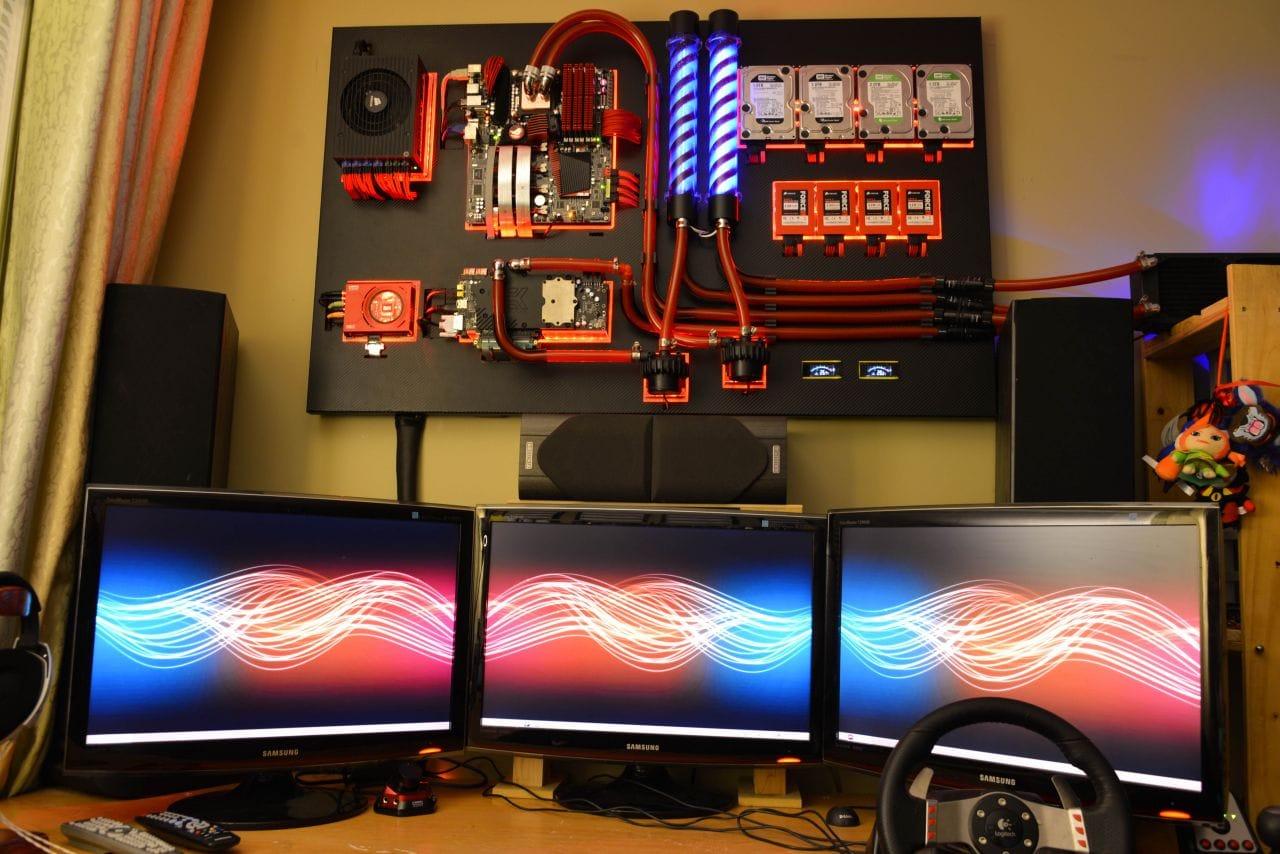 Компьютер игровой своими руками