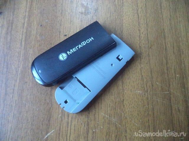 Подключение 3G усилителя к модему без использования разъемов