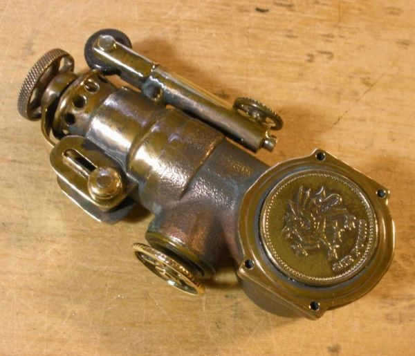 Зажигалка из сантехнического тройника своими руками