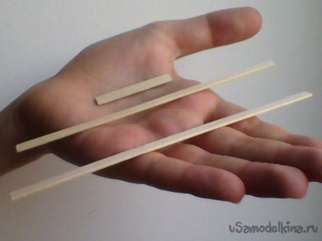 Секундомер на палец своими руками