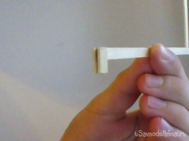 Орнитоптер или «Махолет» своими руками