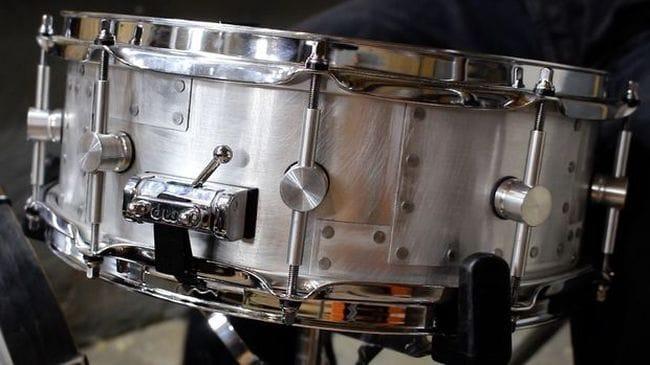 Малый барабан своими руками