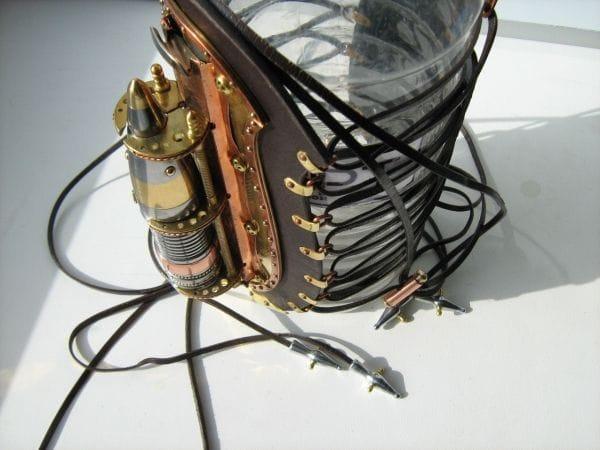 Флешка-зажигалка из авиационного снаряда