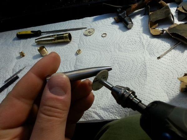 Ручка Steampen
