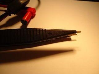 Тестер для проверки полярности светодиодов формата SMD