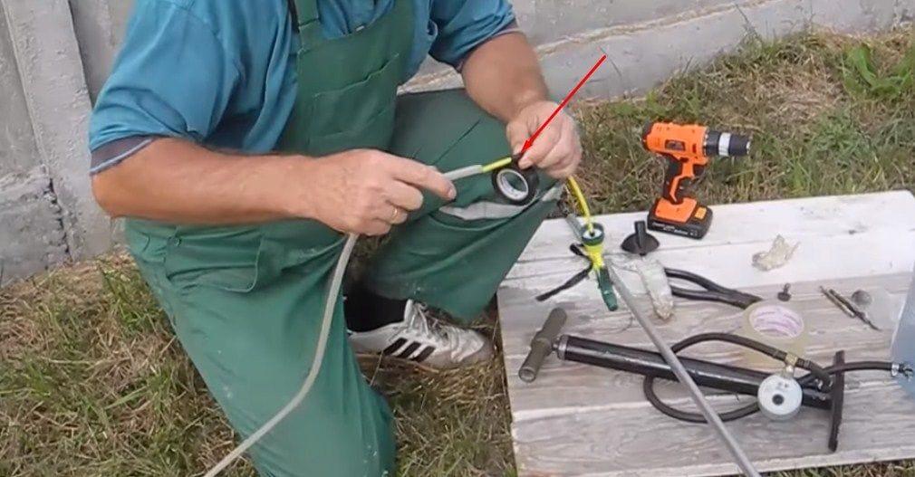 Опрыскиватель садовый аккумуляторный своими руками 16