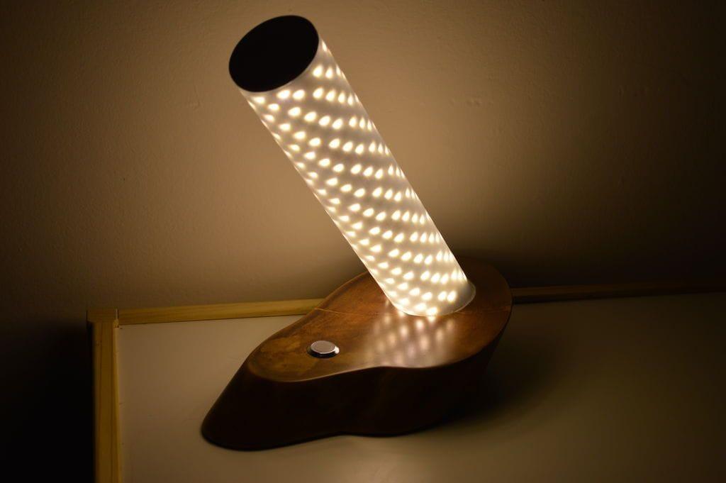 Ночники со светодиодами своими руками 15